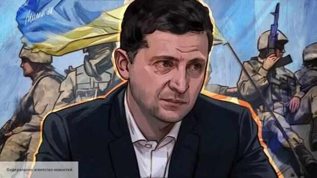 Лукаш: Власть Зеленского никогда не даст Донбассу особый статус