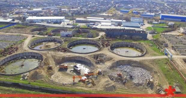 Севастополь объявил тендер на постройку очистных за 6,7 млрд рублей