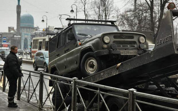 УАЗ готов эвакуировать неисправные машины: запущена программа помощи на дорогах