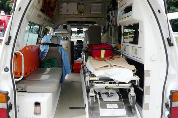 Медицинские перевозки лежачих больных и инвалидов на коляске