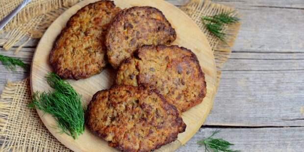 Как приготовить вкусные и нежные оладьи из печенки