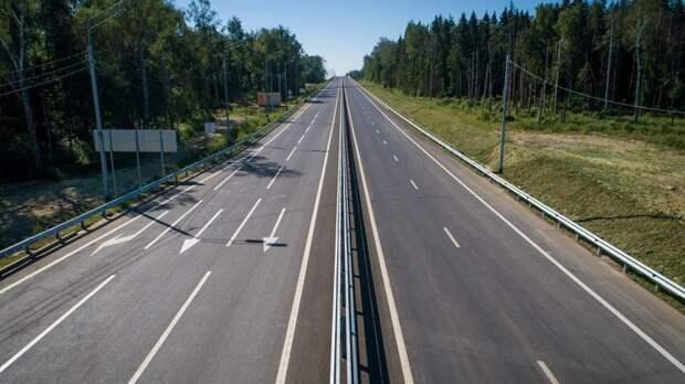 Одобрение на строительство нового участка ЦКАД в Подмосковье получено