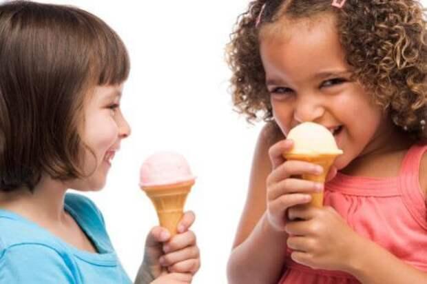 Как выбрать настоящее мороженое