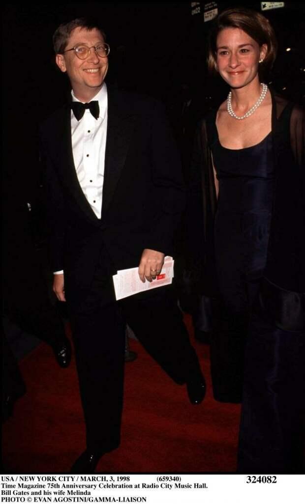 Развод Билла Гейтса и Мелинды Гейтс: взгляд на совместную жизнь пары по фотографиям