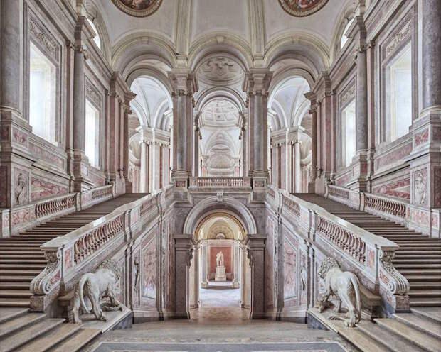 Интерьеры итальянских дворцов