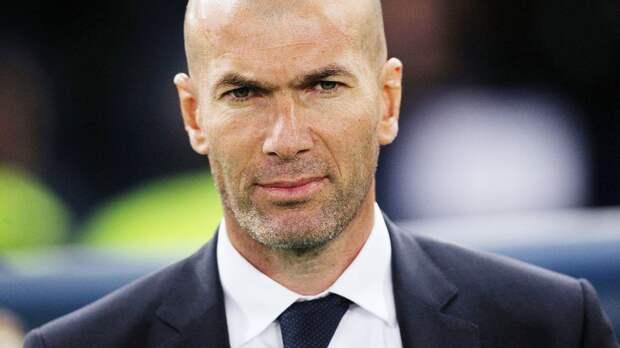 Анчелотти: «Зидан проделал огромную работу в «Реале», все должны быть ему благодарны»