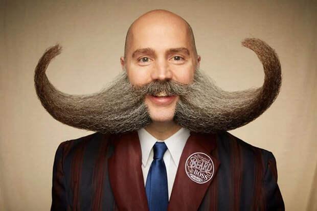 10 эпичных фото, которые доказывают, что борода — это настоящее искусство