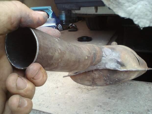 Чем нужно обработать глушитель, чтобы он не ржавел изнутри