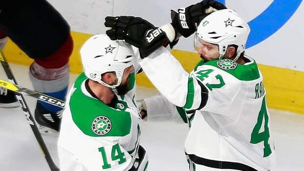 Радулов выиграл дуэль у лучшего канадца НХЛ. Русский форвард оформил дубль и остановил «Колорадо» Маккиннона