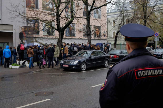 «Новая газета» сообщила о химической атаке в здании редакции