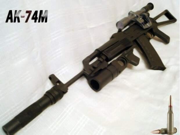 Автоматы АК 100-й серии (АК-101, АК-102, АК-103, АК-104, АК-105, АК-107, АК-108)