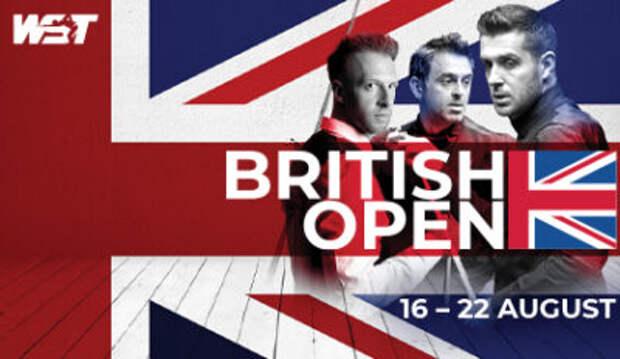 Видео финала British Open 2021