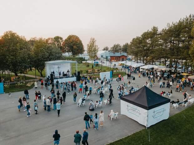 Вторую очередь парка «Остров фортов» откроют ко Дню ВМФ. Там появится новая набережная, спортплощадка и песочница
