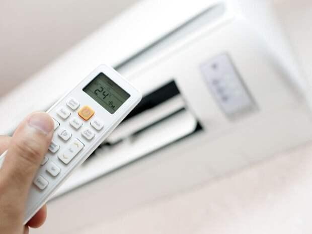 Врач рассказал о правилах использования кондиционера в жару