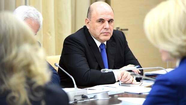 Мишустин не поддержал запрет на выезд за границу для россиян