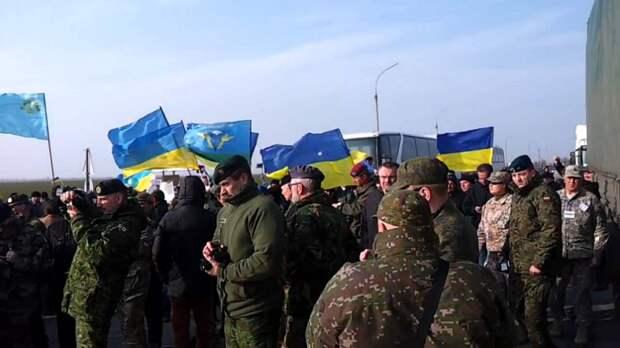 И вспыхнет Херсон: прихвостни Порошенко готовят жесткую резню на юге Украины