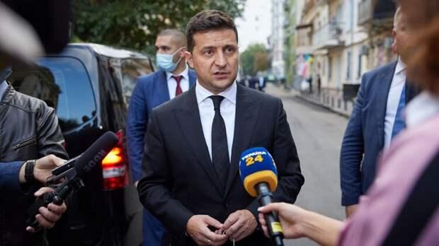 Зеленский рассказал о встрече с руководством британской разведки MI-6