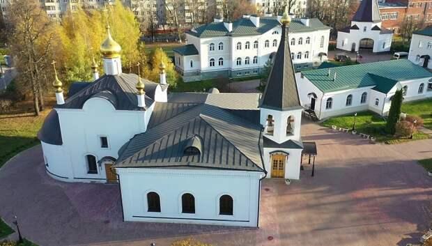 В Подольске 24 ноября пройдет встреча священника и православных волонтеров