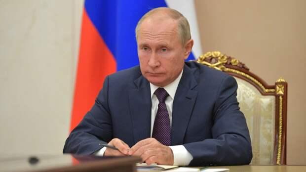 Названы возможные темы послания президента РФ Федеральному собранию