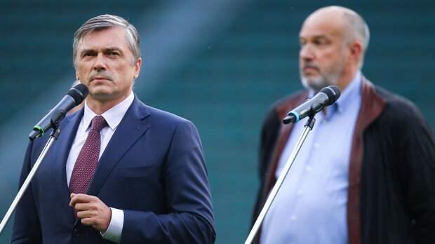 Председатель совета директоров «Локомотива» Мещеряков покинет пост замглавы РЖД