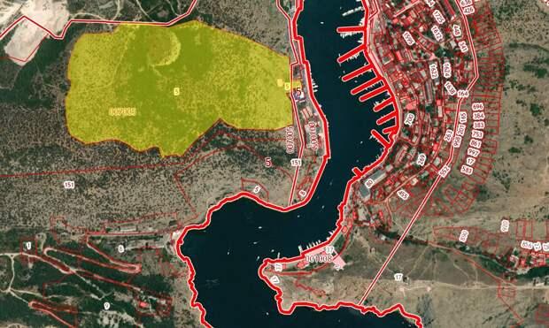 Связанная с Саблиным фирма обязана заплатить за землю в Балаклаве