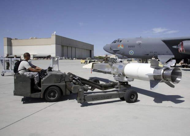 ВВС США закажут разработку большой многоцелевой гиперзвуковой ракеты