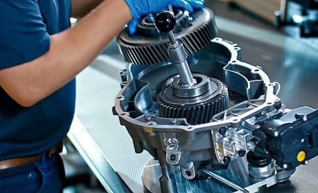 Россия стала ключевым центром моторостроения Евразии