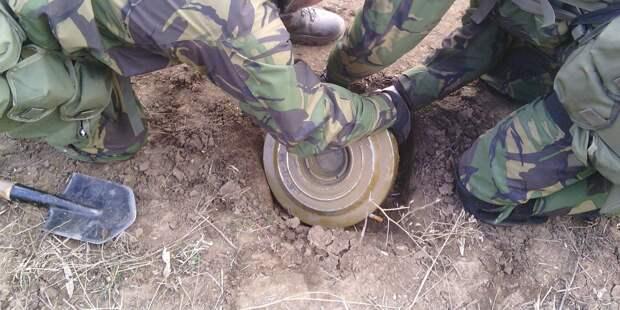 Украинские боевики установили около 400 мин в районе н.п. Луганское – НМ ДНР