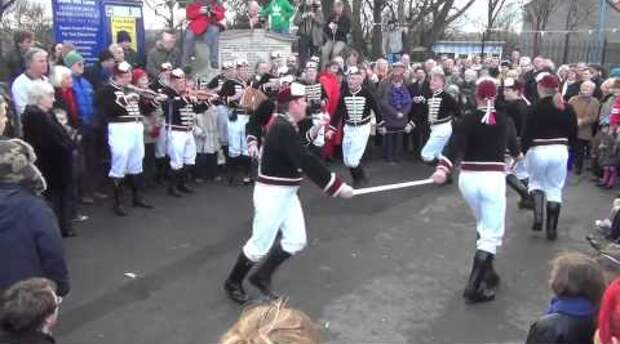 Handsworth Sword Dance 2011 - YouTube