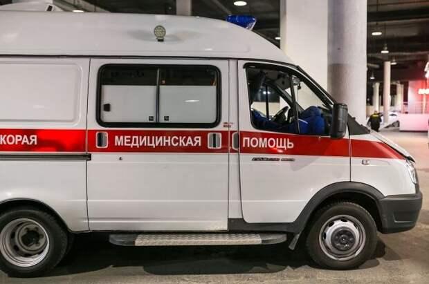 В Иркутской области на трассе перевернулся пассажирский автобус