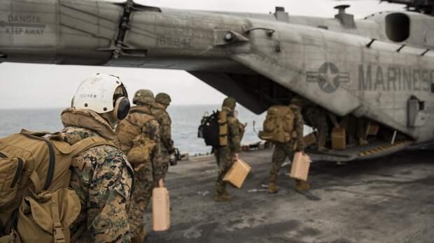 Американские войска покинули крупную авиабазу в афганской провинции Кандагар