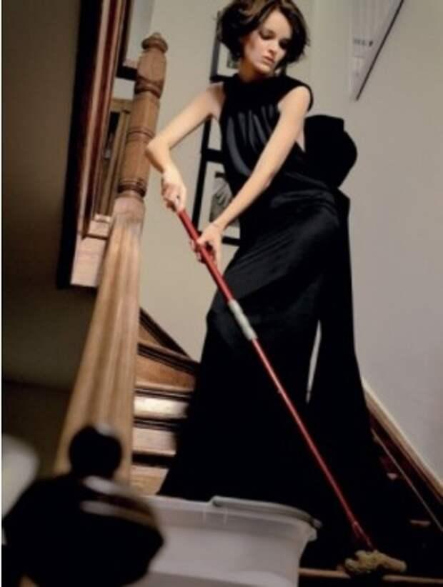 Женщина XXI века: карьеристка или домохозяйка?