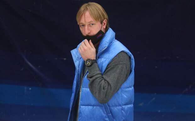 Плющенко остался в тренерском составе сборной России на сезон-2021/22