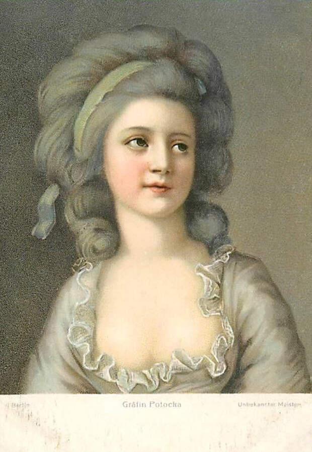 Femme fatale...или как Граф Иосиф де Витт выгодно перепродал красавицу жену.