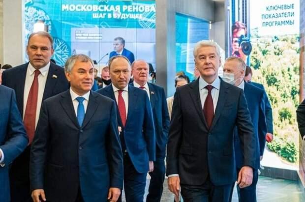 Малый и средний бизнес дает четверть налоговых поступлений в бюджет Москвы