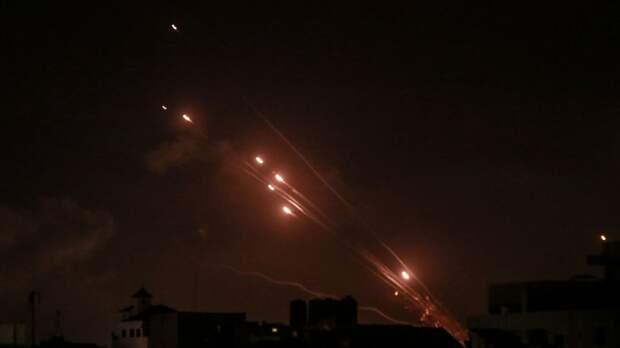 ЦАХАЛ сообщил о трех выпущенных ракетах по Израилю с территории Сирии