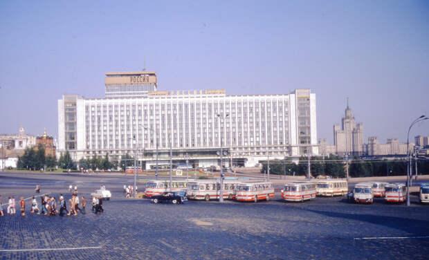Самые крутые гостиницы СССР и что с ними стало