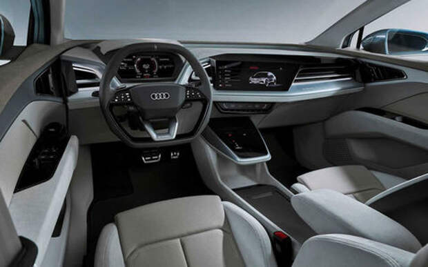 Больше никаких экранов в салоне! - необычный прогноз Audi