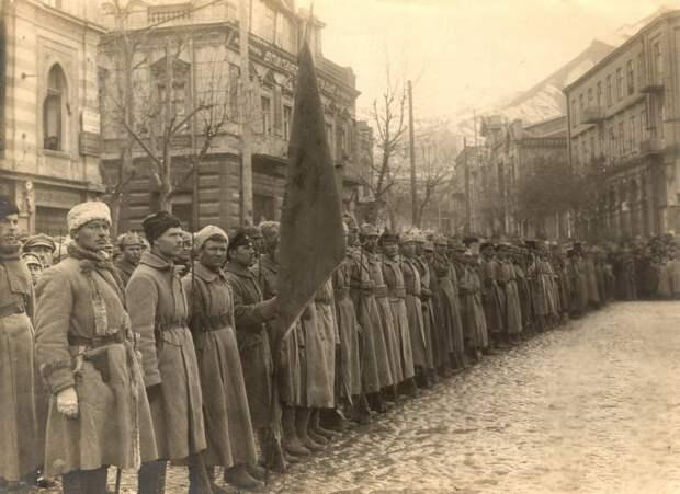 Рабоче-Крестьянская Красная Армия: путь от первых боевых отрядов к современной армии