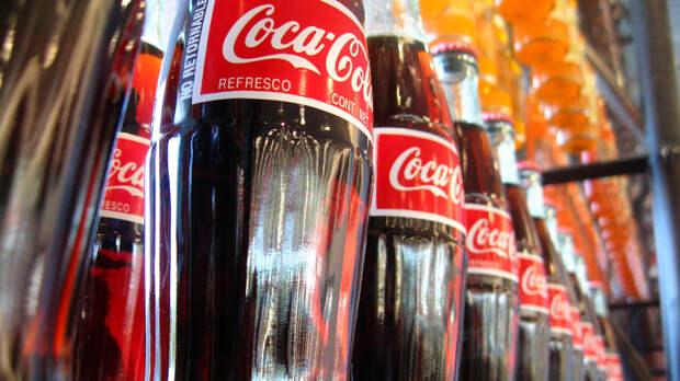 Напитки Coca-Cola могут вскоре подорожать