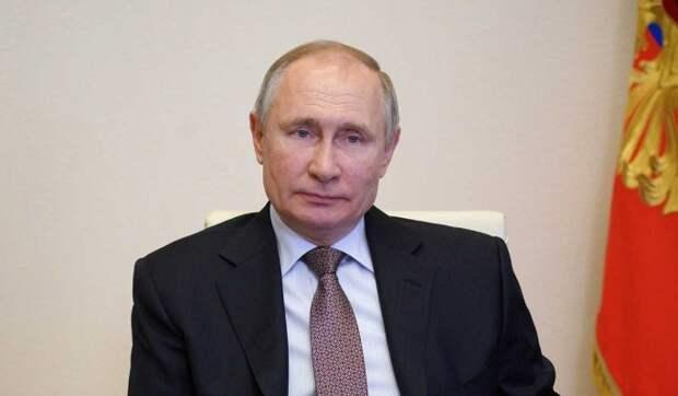 """Путин поддержал предложение """"ЕР"""" о переносе переписи населения"""