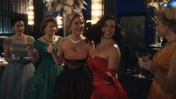 """Paramount+ показал второй сезон сериала """"Почему женщины убивают"""""""
