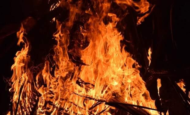Человек погиб на пожаре в Бахчисарайском районе
