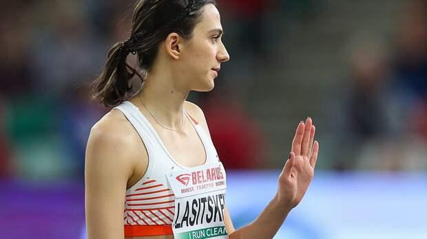Ласицкене осталась без медалей, стартовав на международном турнире впервые с 2019 года