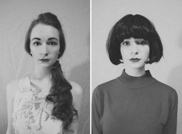 Мода разных времен. Фотопроект Аннализы Хартлауб