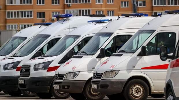 В Петербурге зафиксирован максимальный с марта прирост новых коронавирусных больных