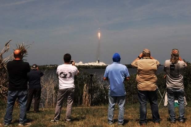 В Японии заявили о намерении скопировать многоразовую ракету Илона Маска