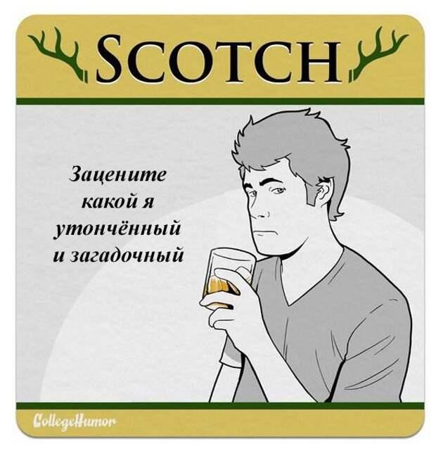 Кто и с какой целью пьет алкоголь (17 фото)