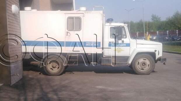 Казанского стрелка доставили в суд для избрания меры пресечения