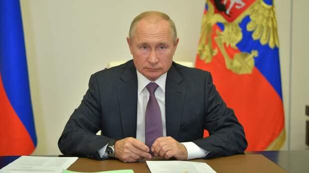 Путин и Пашинян обменялись мнениями по ситуации на границе с Азербайджаном